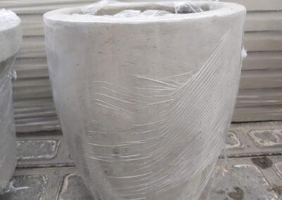 Matera balde en cemento