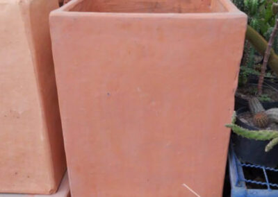 Matera columna barro